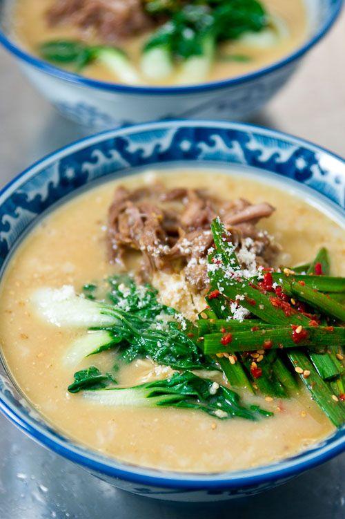 豚骨味噌ラーメン tonkotsu miso ramen