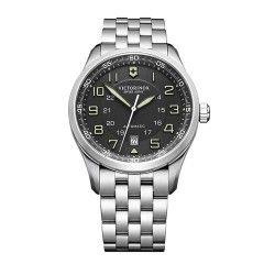 Reloj Hombre Victorinox Airboss Mechanical V241508 - Ideas Regalo hombres. Relojes de Marca Alicante. Tienda Relojes Alicante. Relojes Suizos Alicante. Regalo padres. Regalos personalizados.