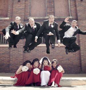 photos mariage originales - marius and co