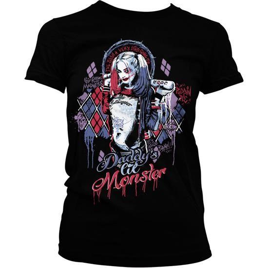 Suicide Squad Harley Quinn Ladies T-shirts