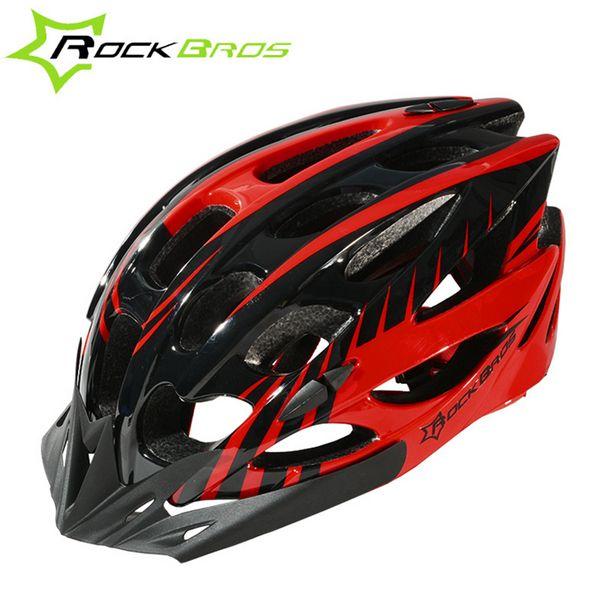Rockbros Ultraligero moldeados integralmente a caballo montar el equipo unisex bicicleta carretera mtb casco