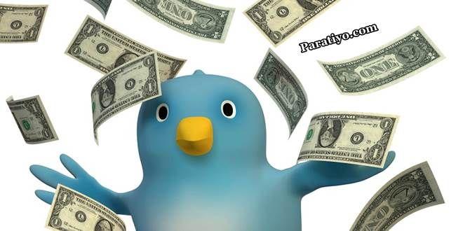 Twitter ile para kazanmak
