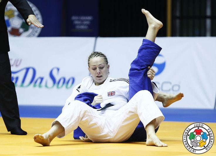 70- Sally Conway (GBR) - Grand Prix Jeju (2015, KOR) - © IJF Media Team, IJF