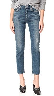 New Citizens of Humanity The Cara Ankle Cigarette Jeans online. Find the perfect Current/Elliott Clothing from top store. Sku ehey90098afum10656