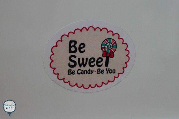 Loja de doces Be Sweet - Braga