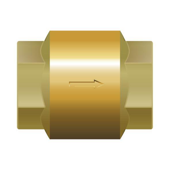Brass ditting