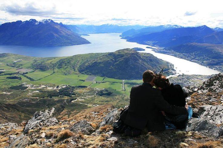 Remarkables Heli-Wedding, Queenstown, New Zealand Photograph by www.alpineimages.co.nz