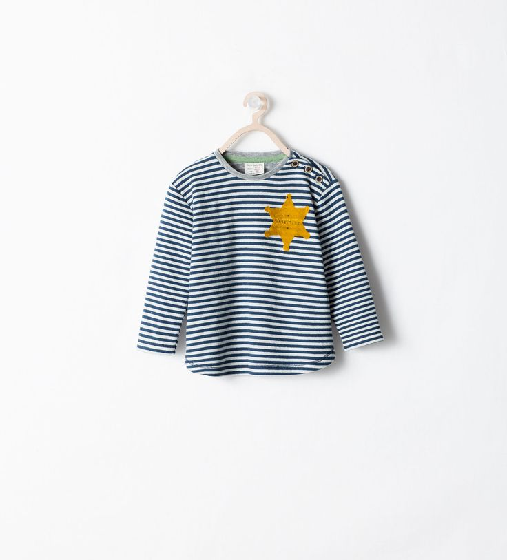Zara Sells Striped Star Of David Tee, But It's Cool Because They Have Jewish Friends