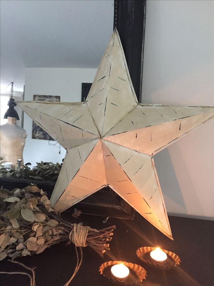Barn star Jeanne d'Arc Living