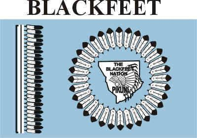 Blackfoot Indian Tribe Flag - Bing Images