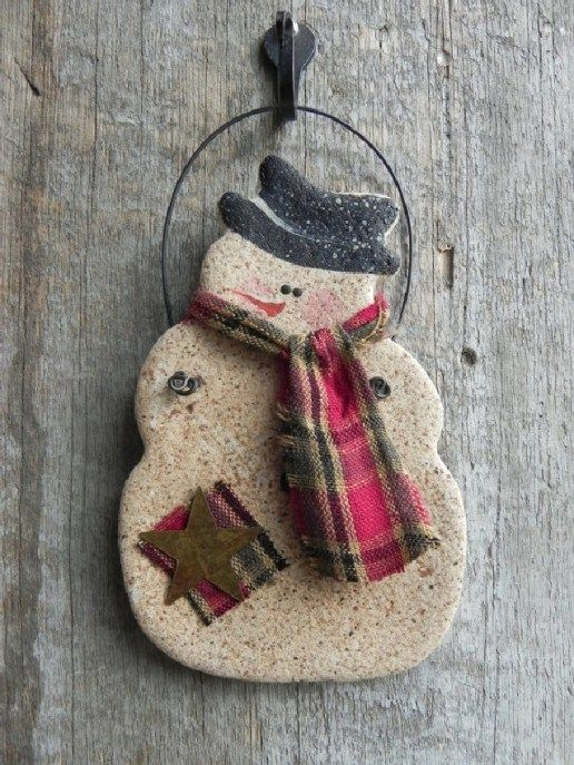Easy and Cheap Salt Dough Ornament Ideas for Holiday Moments 35