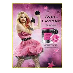 Купить женский парфюм, аромат, духи, туалетную воду Avril Lavigne Black Star / Аврил Лавин Блек Стар