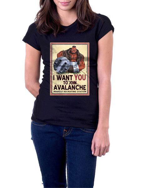 FFVII Avalanche