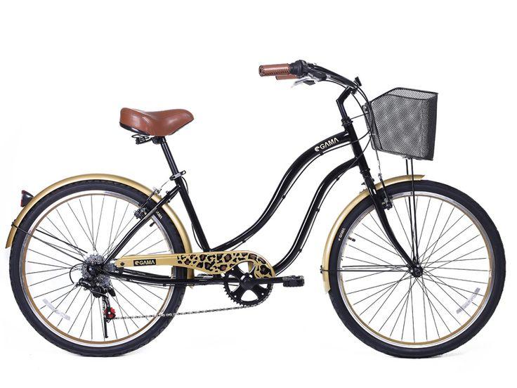Cruiser Mujer/Animal Print disponible desde mañana en gamabikes.com #bici #nuevatemporadagama