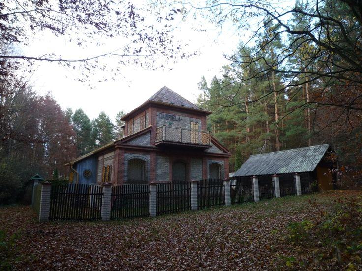 Mine Gabriela, near tower Máminka