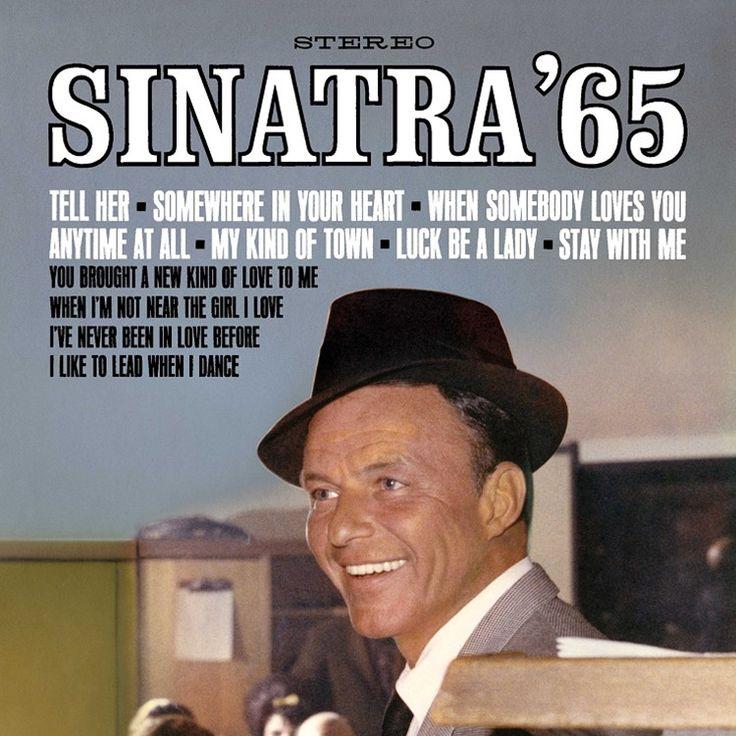 Frank Sinatra Sinatra '65 on 180g LP Three vintage Frank Sinatra albums from…