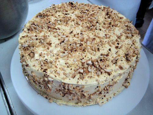 Bolo di cashupete (cashewnoten taart)  antilliaans-eten.nl