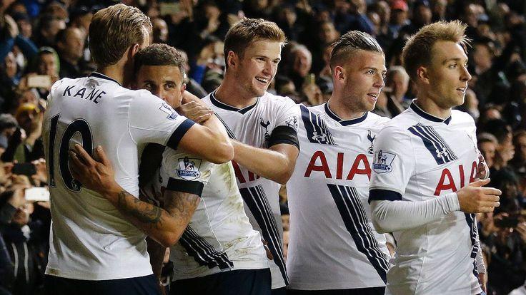 Arsenal now forgotten as Tottenham seek to pressurise Chelsea in run-in