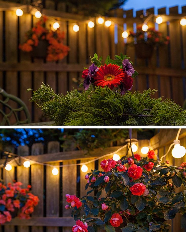 Color Matters Make the Right Patio Lights