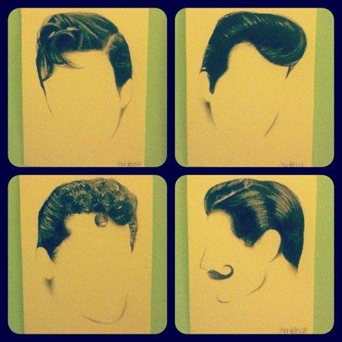 men's rockabilly hairstyles