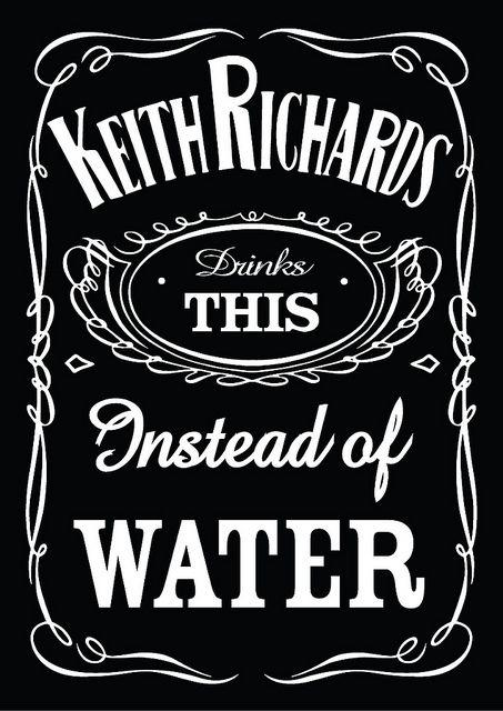 Keith Richards by Viktor Hertz, via Flickr
