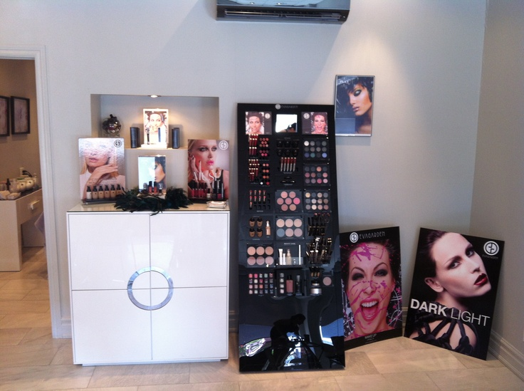 Ooh, La, La Boutique's new Cosmetic wall! #EvaGarden #BeautyAddicts #Milton