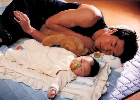 "Kwon Sang Woo   El hijo de Kwon Sang Woo podría aparecer en ""Daddy, Where Are You ..."