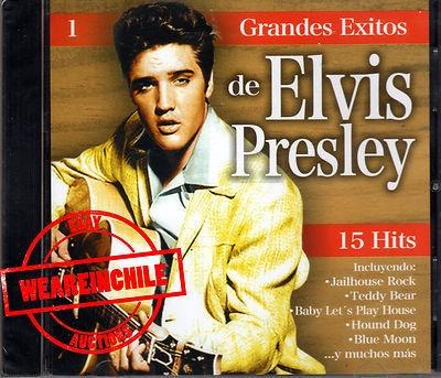 Elvis Presley Grandes Exitos volume 1