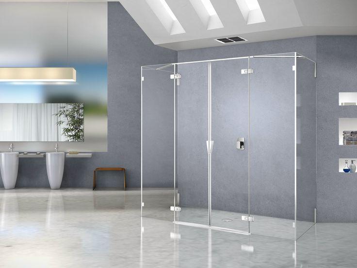 Pi di 25 fantastiche idee su porte da doccia su pinterest - Pellicola per doccia ...