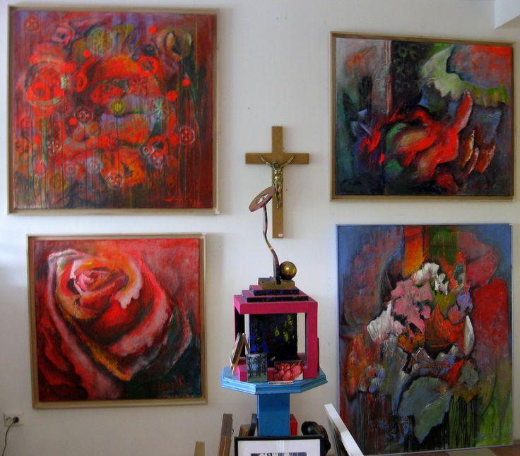 Expozitie Dana Petcov  https://www.facebook.com/jichici.mircea.sculptor/ https://www.facebook.com/pages/Mircea-Jichici-painting/284399895040599  http://www.youtube.com/user/MrJichici