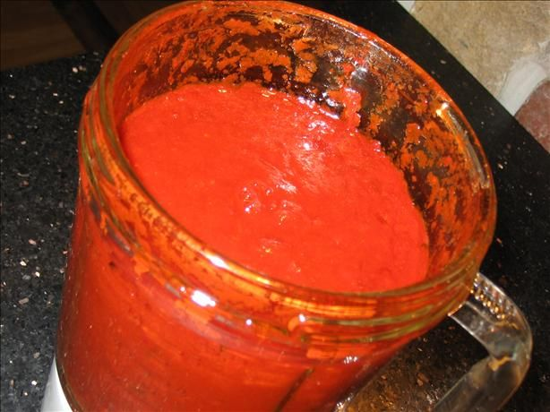 Red Chili Sauce To Be Used With Traditional Tamales) Recipe - Food.com - 15301