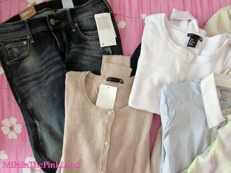 MikiInThePinkLand: Haul Scarpe, Accessori, Abbigliamento (Guess, H&M,... http://mikiinthepinkland.blogspot.it/2014/05/haul-scarpe-accessori-abbigliamento.html