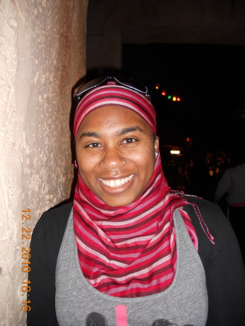 I have worn the hijab for almost 10 years now. I was not forced. In fact I was discouraged to wear the hijab until I actually knew what it meant and why I was wearing it. I used to leave the house without my hijab on and put it on when I went to school because I wanted to. I want/ed to be a beacon of light for this beautiful religion.    France is taking away a woman's  choice to practice her religion the way she sees fit. Its not only wrong but its unjust and immoral.