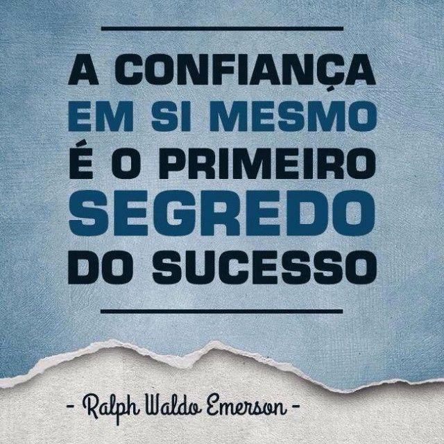Autoconfiança, o ingrediente básico do Sucesso em TUDO na vida!! NOVO ARTIGO em blog.andreiapais.com/blog/category/dicas-para-o-sucesso