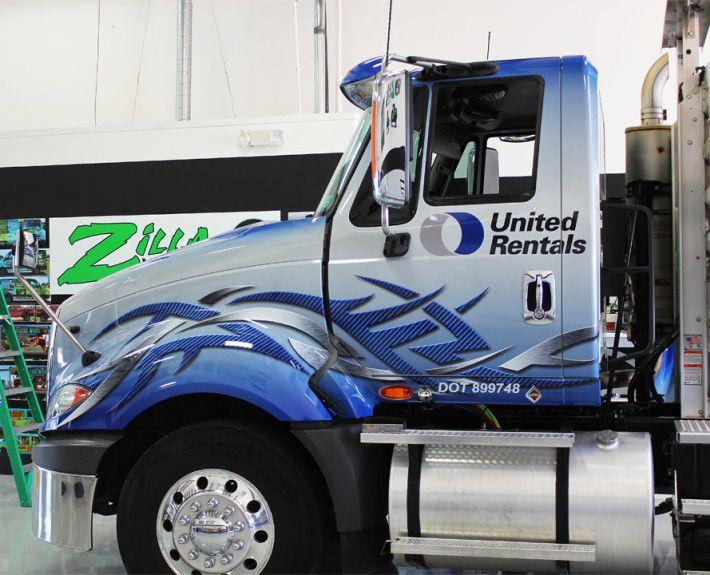 Semi Truck Graphics Fort Worth Trucks Semi Trucks
