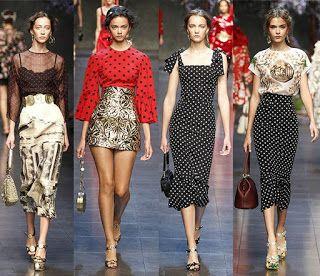 Cuntis Moda #topitos #lunares #tendencias