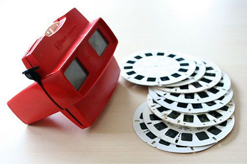 VIew Master - I Loved this toy