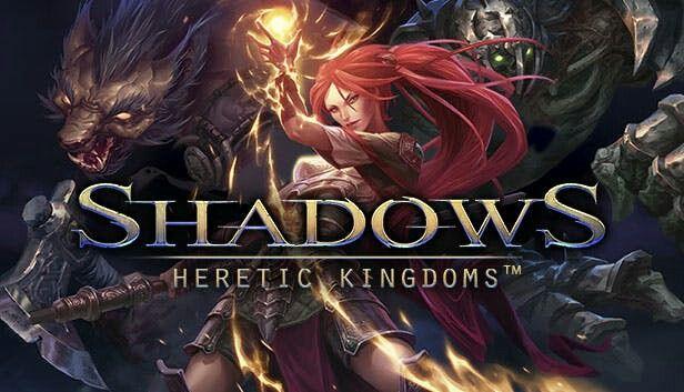 تحميل لعبة القتال Shadows Heretic Kingdoms Shadow Heretic Triple A Games
