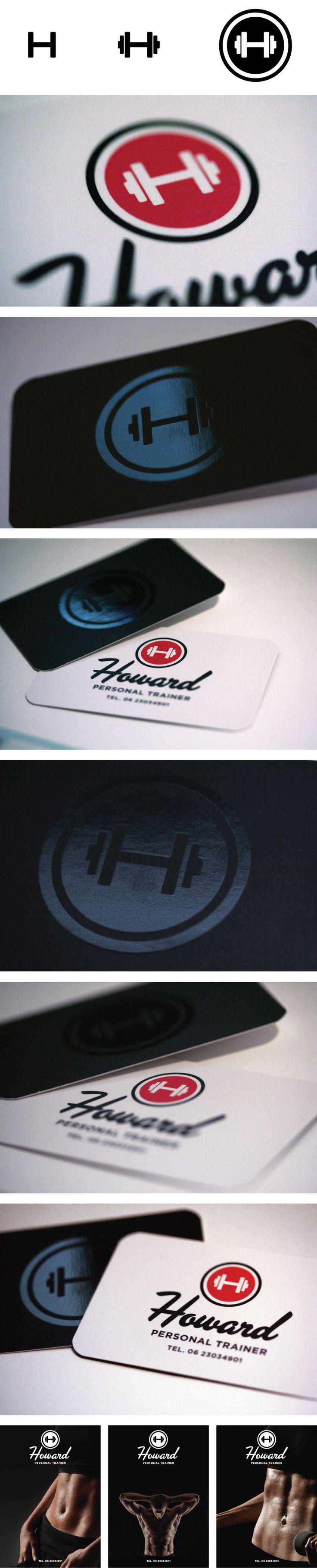 Howard Personal Trainer by Rens Dekker (via Creattica)