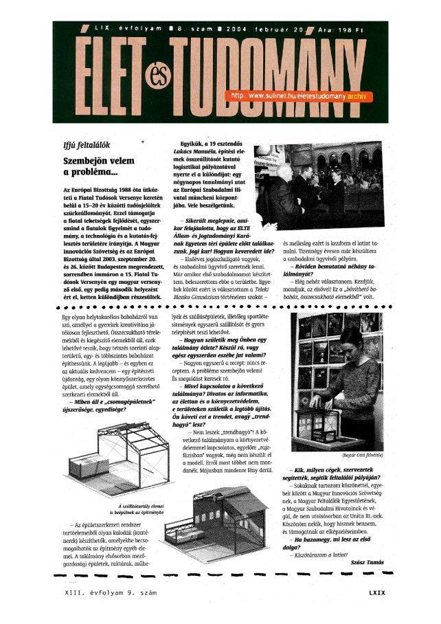 Újságcikkek riportok | dr. Lukács Manuéla