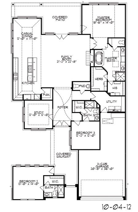 House Plans Houston Numberedtype