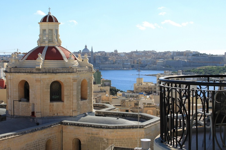 Sliema, Malta - lived in this town