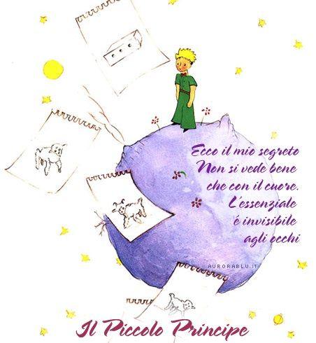 """Il piccolo Principe """"l'essenziale è invisibile agli occhi"""""""