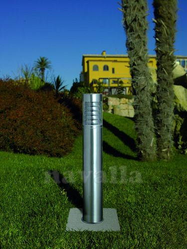 Beautiful and modern garden floor lamp that can withstand the weather - that we can only recommend to everyone