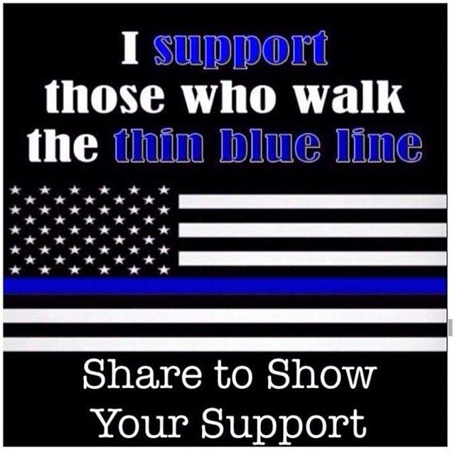 police.lives.matter's photo on Instagram