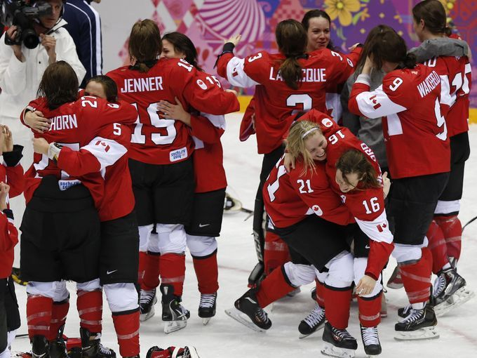 """canadian olympians essay Sport's gender pay gap: why are women still paid less  olympians are still not paid  a commentator asked the canadian player eugenie bouchard to """"give us."""
