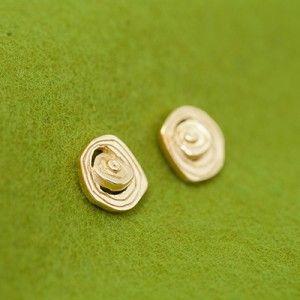Mini Onion earrings