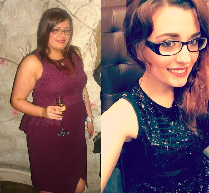 This woman lost 4 stone (and a cheating boyfriend!) by drinking COFFEE!