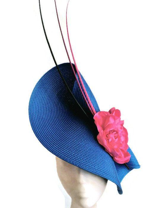 Coiffe bleue et rose touché rose et bleue joué bleu par Tocchic
