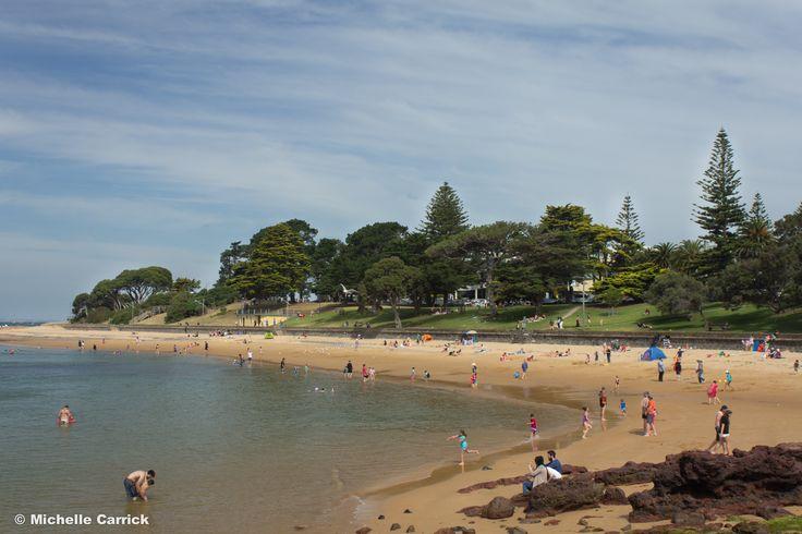 Cowes Beach, Phillip Island, Melbourne, Victoria, Australia.